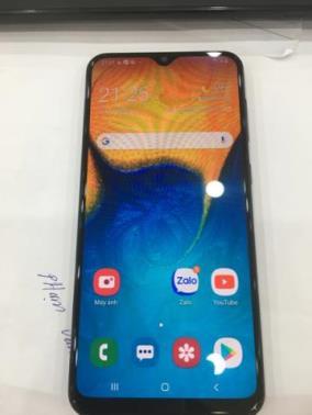 Samsung Galaxy A20 A205 Black