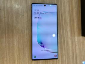 Samsung Galaxy Note 10 N970 Silver