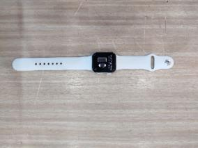 Apple Watch S5, 40mm Silver case and White sport band (MWV62VN/A)