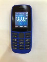 Nokia 105 Dual 2019 Xanh