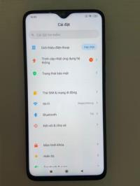 Xiaomi Redmi Note 8 Pro ( 6+64G ) Xanh Lá