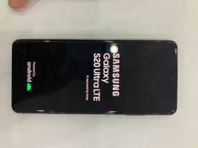 Samsung Galaxy S20 Ultra G988 Black