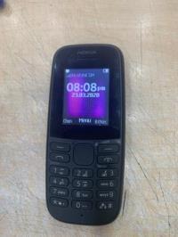 Nokia 105 SS 2019 Đen