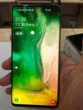 Samsung Galaxy S10 G973 Green