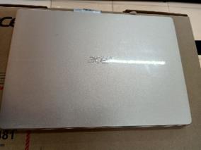 """Acer Swift SF114 32 P8TS N5000/4GB/64GB/14""""F/Win10/(NX.GXQSV.001)/Vàng"""