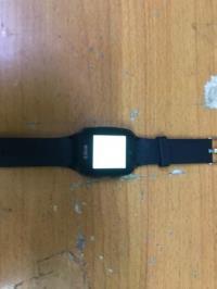 Đồng hồ trẻ em Mykid đen