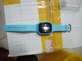 Đồng hồ trẻ em Kidcare 06S màu xanh dương