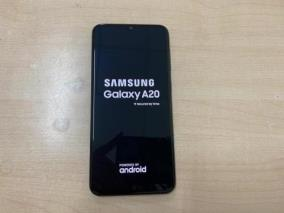 Samsung Galaxy A20 A205 Black