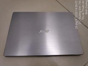 "Acer Swift SF314 56 38UE i3 8145U/4GB/256GB/14""F/Win10/(NX.H4CSV.005)/Bạc"