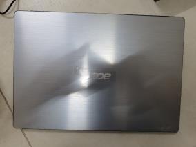 "Acer Swift SF314 56 596E i5 8265U/4GB/256GB/14""F/Win10/(NX.H4CSV.006)/Bạc"