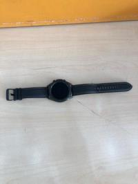 Samsung Galaxy Watch 3 R840, 45mm thép đen dây da đen