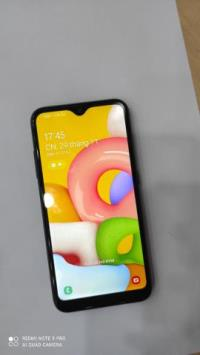 Samsung Galaxy A01 A015 Black