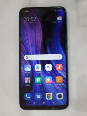 Xiaomi Redmi 9 ( 3+32G ) Xanh