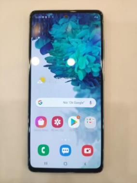 Samsung Galaxy S20 FE G780 Xanh lá