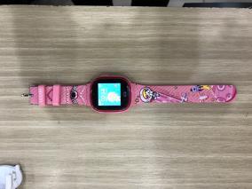 Đồng hồ trẻ em Kidcare 08S hồng