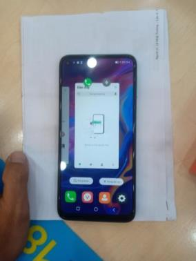 Vsmart Joy 4 (6G+64G) Xanh ngọc lam