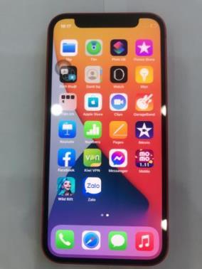 Điện thoại iPhone 12 Mini 128GB Red