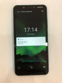 Nokia C2 Xanh