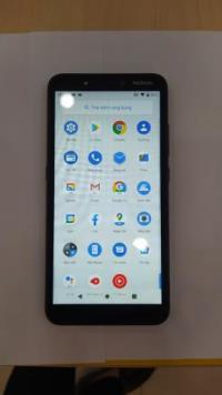 Nokia C2 Đen