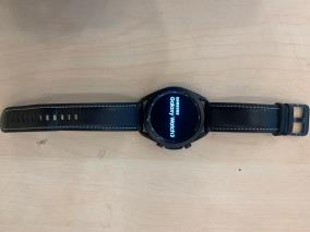 Samsung Galaxy Watch 3 R845 LTE, 45mm thép đen dây da đen