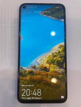 Huawei Nova 5T Xanh