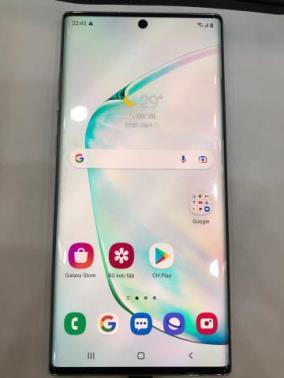 Samsung Galaxy Note 10+ N975 Silver