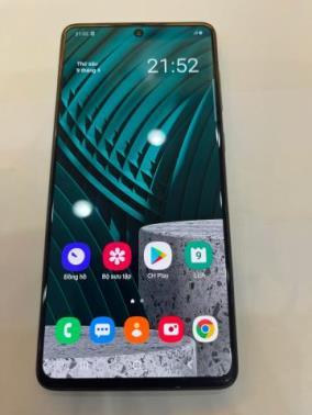 Samsung Galaxy A71 A715 Blue