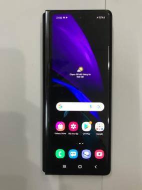 Samsung Galaxy Z Fold2 (5G) F916B Đen