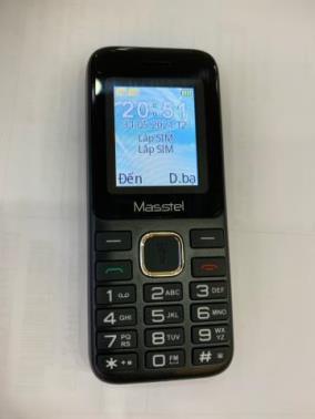 Masstel IZI 112 Black