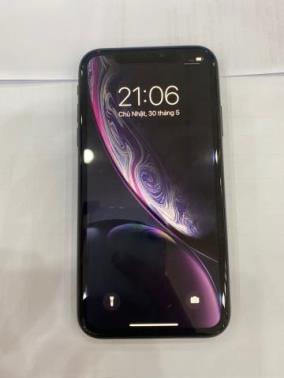 Điện thoại iPhone XR 64GB Black (2020)