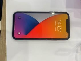 Điện thoại iPhone 11 128GB Black (2020)