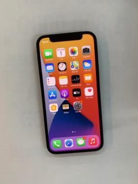 Điện thoại iPhone 12 Mini 256GB Black