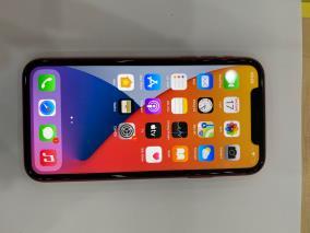 Điện thoại iPhone 11 64GB Red (2020)