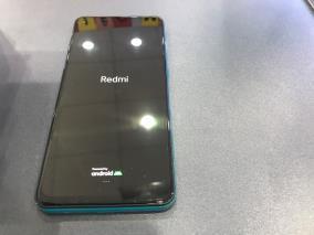 Xiaomi Redmi Note 9 (4+128G) Xanh