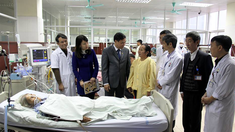Bệnh viện đa khoa tỉnh Bắc Ninh