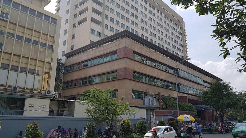 Bệnh viện Đại học Y Dược TP. HCM (Cơ sở 1)
