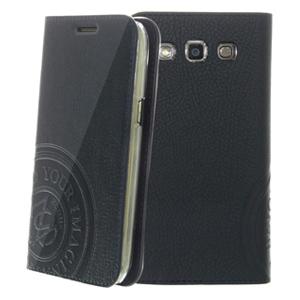Ốp lưng - Flipcover Ốp lưng nắp gập Samsung Galaxy Win Zenus Xanh lam