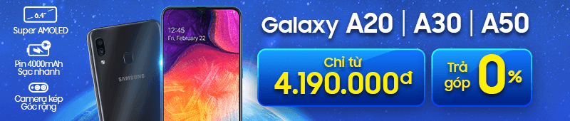 2019 - AP - Galaxy A Series