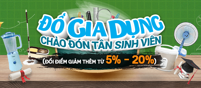2019 - AU - Gia Dụng Back To School