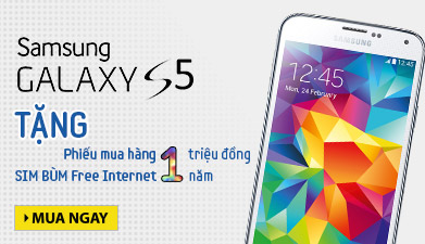 Galaxy S5 - Home DM