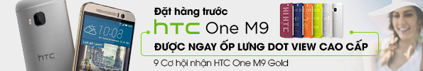 HTC One M9 - Preorder
